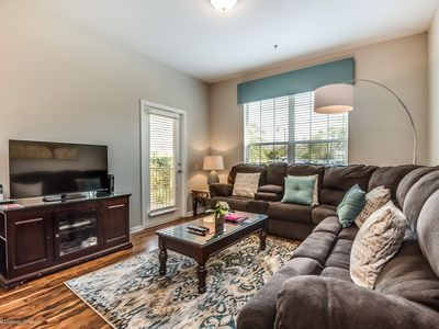 Photo for Comfort and style are plentiful in this 3BR\2BA condo