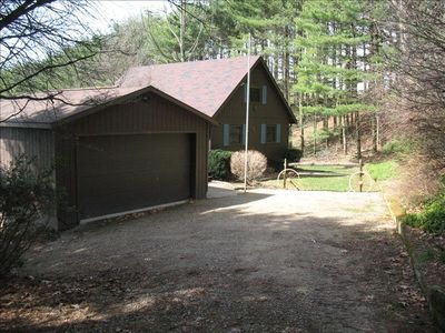Photo for Secluded Getaway on 25 Acres Located in Amish Country.