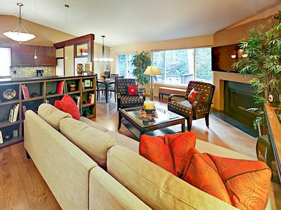 Living Room - Your home is professionally managed by TurnKey Vacation Rentals.