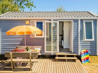 Photo for Camping Moulin de Kermaux **** - Mobile home Classic 3 rooms 4 persons