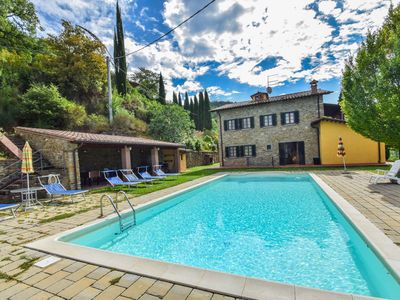 Photo for 5BR Villa Vacation Rental in Montegiovi, Toscana