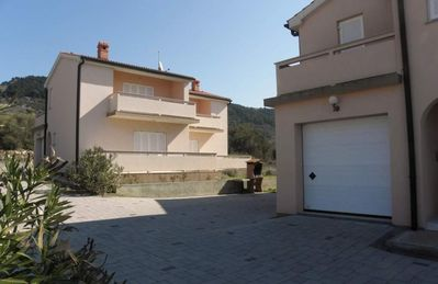 Photo for Holiday apartment Rab for 4 - 6 persons with 2 bedrooms - Multistorey holiday home/maisonette