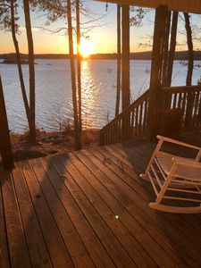 Photo for Big Water View- Lake Martin-Sunset Station - RECENT UPDATES!