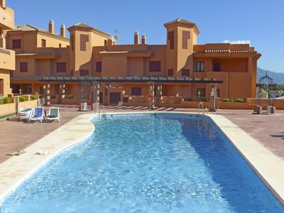 Photo for 1BR Apartment Vacation Rental in Estepona, Andalusia