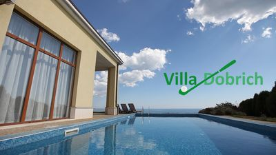 Photo for 3 bed Villa With Private Pool and Sea Views