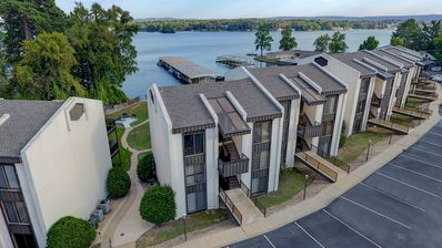 Photo for Unobstructed views of Lake Hamilton