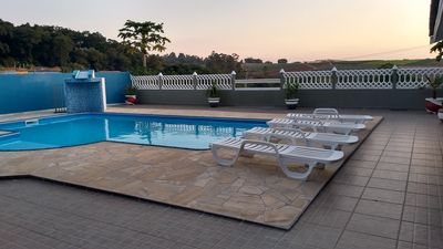 Photo for Rest and Leisure with comfort and security. 2km from Apoema Space and Resort Tauá