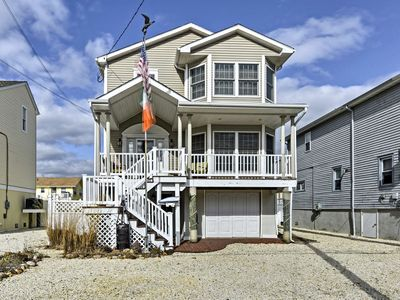 Photo for Charming Ship Bottom Home - Walk to the Beach!