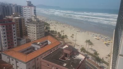 Photo for SUITABLE 15m BEACH WITH PRIVILEGED SEA VIEW ON THE 13th FLOOR
