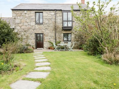 Photo for BRUNNION HOUSE, pet friendly, with open fire in St Ives, Ref 977858