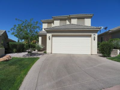 Photo for Split level 3 bedroom, 2 bath house.  Located next to Wolf Creek golf course.