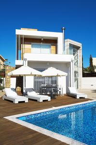 Photo for R613 Luxury Villa in Paphos with Private Pool