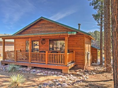 Photo for Show Low Cabin - Minutes From Fool Hollow Lake!
