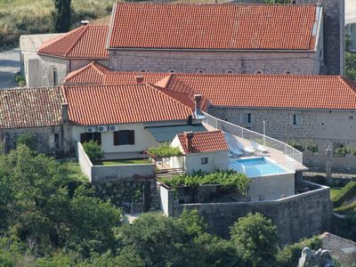 Photo for House in Dubravka (Dubrovnik), capacity 5+2