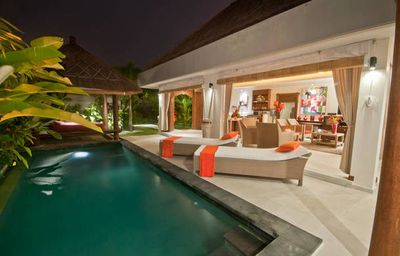 Photo for 2 Bedroom Villa, pool, gazebo, Seminyak