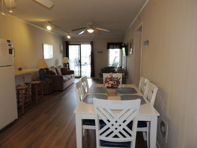 Photo for Nice & Convenient just steps away-APATB #B104 Shore Drive, Myrtle Beach, SC
