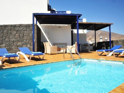 Photo for Villa Liv with private heated pool, air conditioning, wifi, etc ...