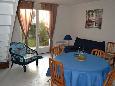 Photo for House 4 people Somme Crotoy with garden and parking