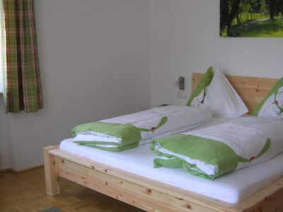 Photo for Triple room, shower, toilet, short stay - Hinterkellaubauer