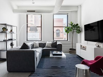 Photo for Custom Design Boutique Loft with City Views