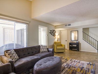Photo for NEW LISTING Great location, Charming 3 Bedroom, 2 Bath Townhouse in Scottsdale.
