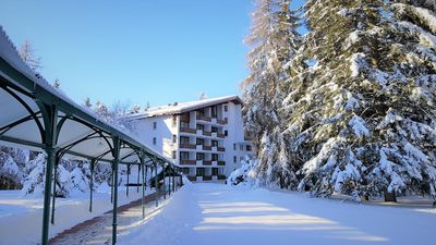 Photo for Flims Waldhaus: Luxury 5 stars apartment in 5 stars Hotel in Flims