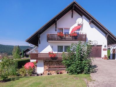 Photo for Pleasing Apartment in Herrischried near Forest