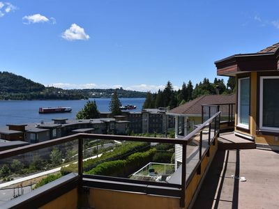 Photo for ***Panoramic Water View*** Deep Cove Luxury living