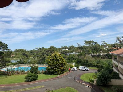Photo for Comfortable studio in the heart of Chiberta golf, near beach, swimming pool, parking