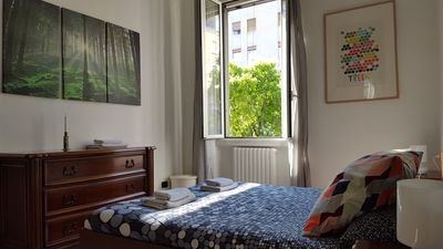 Photo for Cozy apartment with free wi-fi in Sempione/Mico area