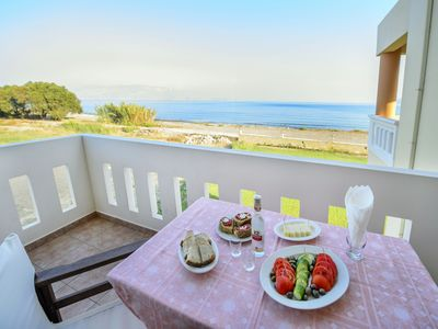 Photo for Erato Apartment To Rent By The Sea In Crete Island, Greece