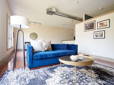 Photo for Sonder | Downtown Houston | Airy 1BR + Pool
