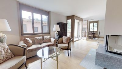 Photo for 3 ½ - room apartment on the fifth floor with about 100 m2.