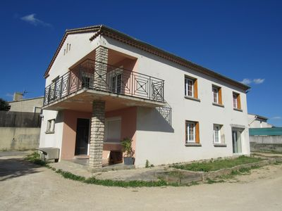 Photo for Quiet family home, South Ardeche
