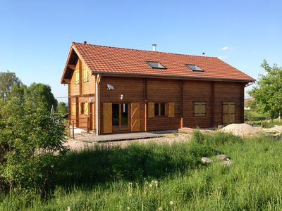Photo for 4BR Chalet Vacation Rental in Champdray, Grand Est