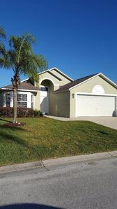Photo for 10 Min. from Disney, Sleep Number King Bed, 4K TV , Private Pool, Sleeps 10