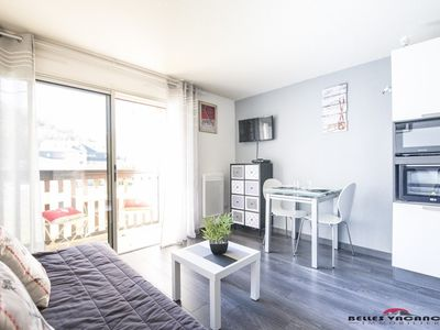 Photo for 1BR Apartment Vacation Rental in ST LARY SOULAN