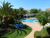 Spacious 3 bedroomed apartment overlooking the pool