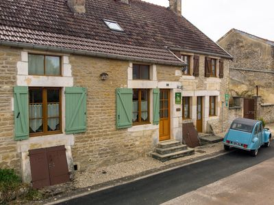 Photo for The eco-lodgings of Rochetaillée, Gite N ° 2 'TRUDONT'