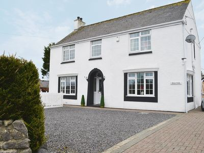 Photo for 4 bedroom accommodation in Moelfre