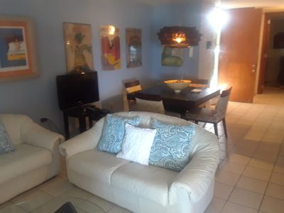 Photo for Luquillo Dream Beachfront 2 Bedroom Apartment