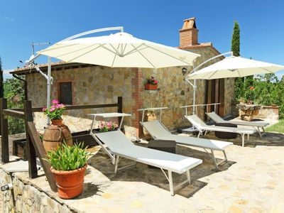 Photo for Vacation home Casale Verciano in Fabro - 10 persons, 6 bedrooms