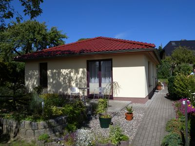 Photo for Bungalow Holiday house with terrace and garden