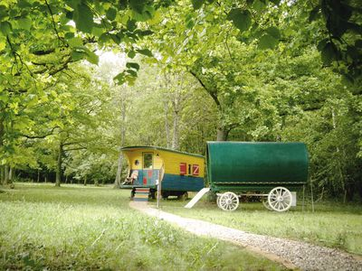 Photo for Three trailers for a single rental Donzy in the Nièvre (Burgundy)