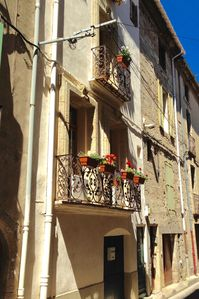 Photo for Charming Village House - Historic Centre, Pézenas