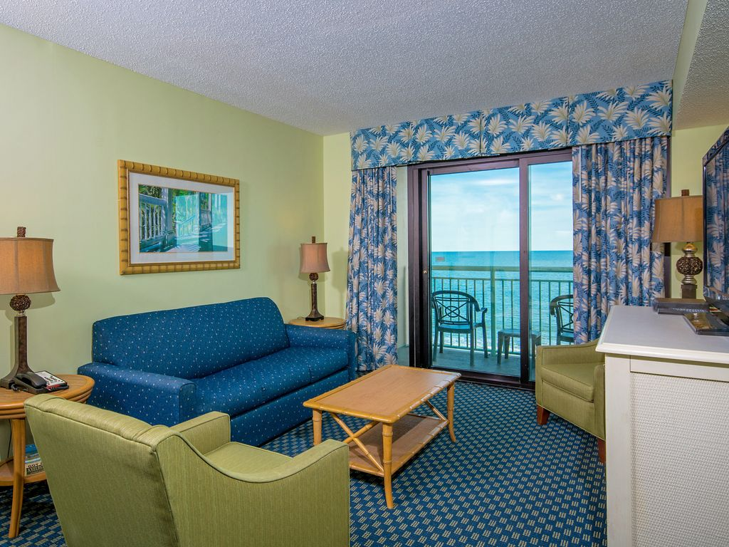 offer all of ocean paradise resort oceanfront located bedroom is family condos in heart on and historic beach top boulevard these myrtle resorts the vacation condo