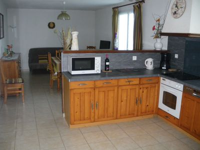 Photo for Gîtes 3 ears - comfort and tranquility, close to the sea