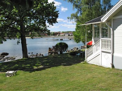 Photo for Vacation home Näsviken (BLE085) in Karlshamn - 6 persons, 2 bedrooms