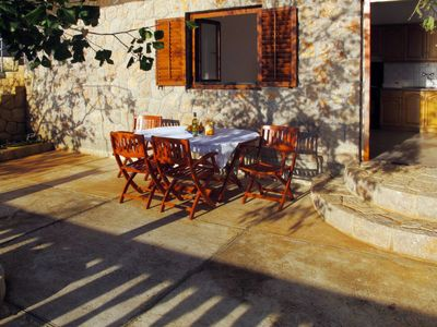 Photo for Vacation home Haus Tome (SRD150) in Starigrad-Paklenica - 4 persons, 1 bedrooms
