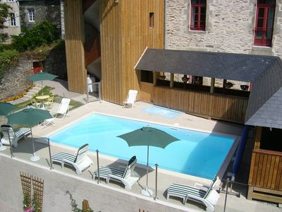 Photo for Appartement abordable avec Kitchenette ! Piscine + Wi-Fi